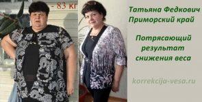 Как сбросить лишний вес - фантастическая история похудения