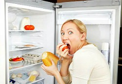Голод - нарушение диеты