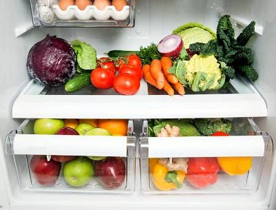 Храните в холодильнике полезные продукты