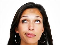 Мимические морщины на лице