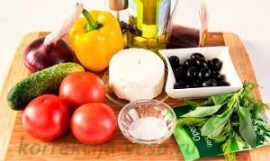 Из чего приготовить Греческий салат