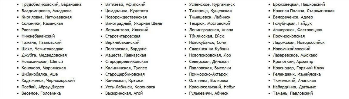 Курьерская доставка продуктов Гербалайф по Краснодарскому краю