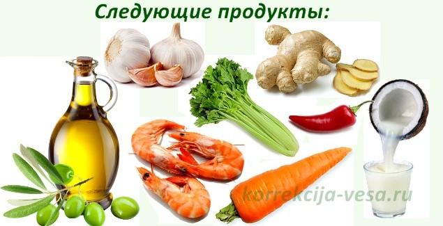Какие продукты нужны для Тайского супа