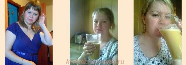 Новая страница из дневника похудения Алены Суворовой из Озерска