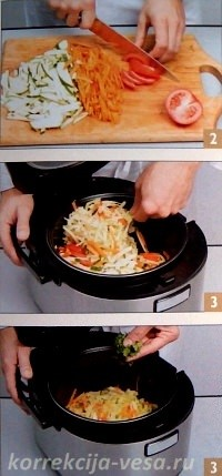 Приготовление блюд из капусты