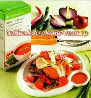 Салат с отварной говядиной и овощами