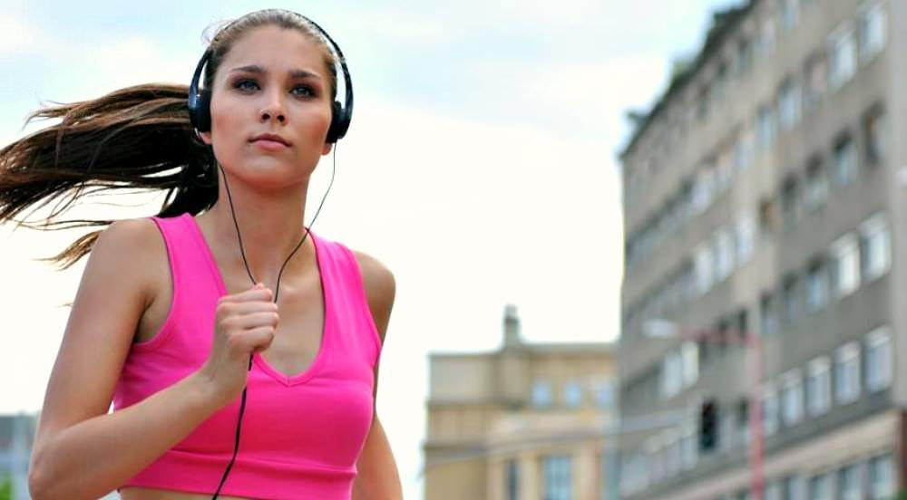 Как музыка помогает тренировкам
