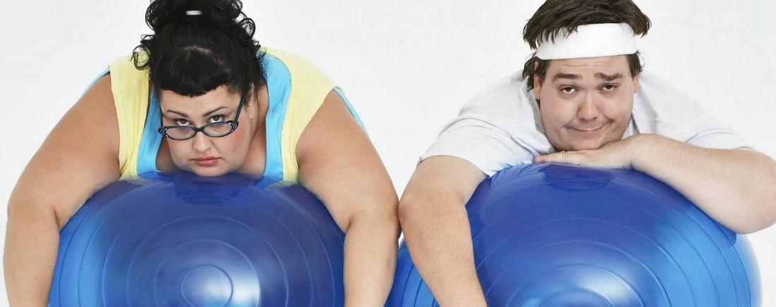 Лишний вес проблема мужчин и женщин