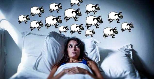 Не спится ночью? В голове тысяча и одна мысль? Как уснуть…