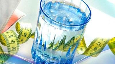 Польза воды при похудении
