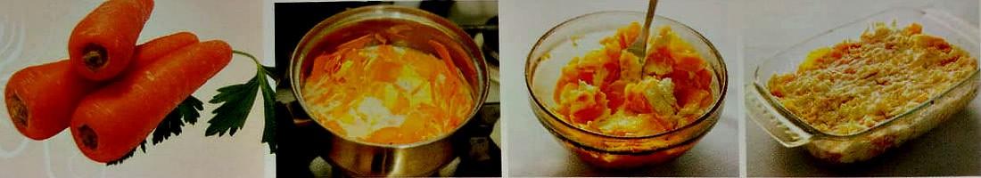 Готовим запеканку из моркови и творога