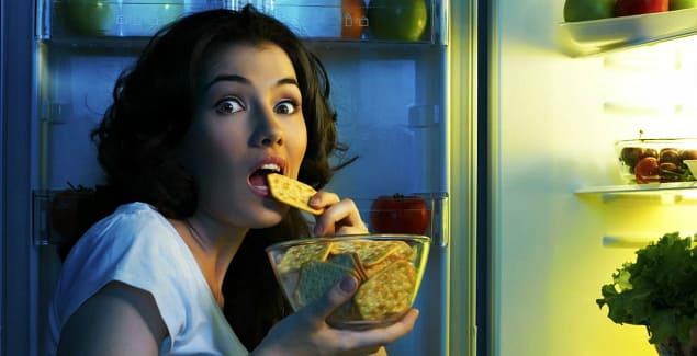 Как прекратить вечерние забеги к холодильнику