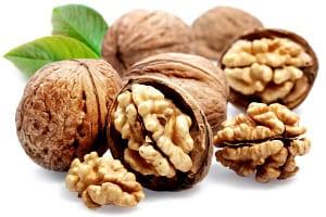 Грецкие орехи для закуски Рафаэлло
