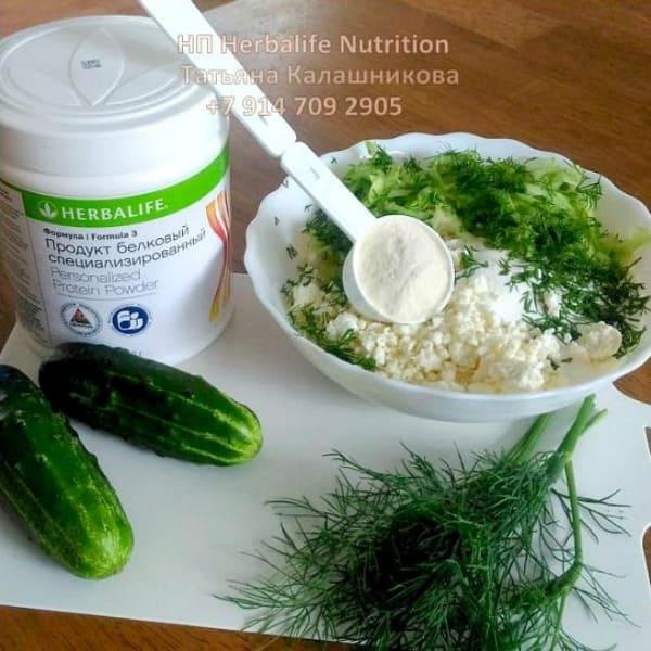 Рецепты с творогом для похудения