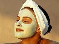Очищающая маска для кожи лица
