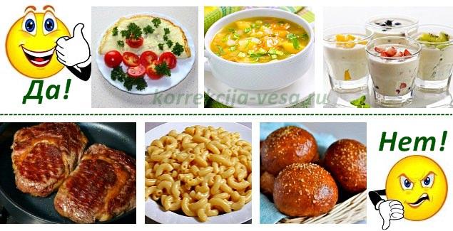 Еда на ужин при похудении / Рекомендации и советы