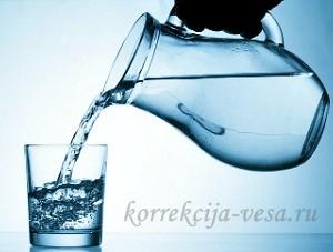 Основные причины пить воду