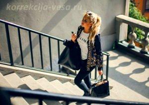 Ходить по лестницам полезно