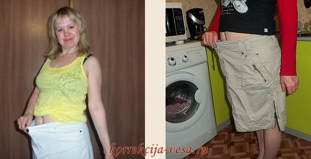 Я похудела на 7 кг и юбки стали мне большие