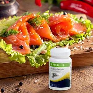Питание с содержанием жирных кислот Омега-3