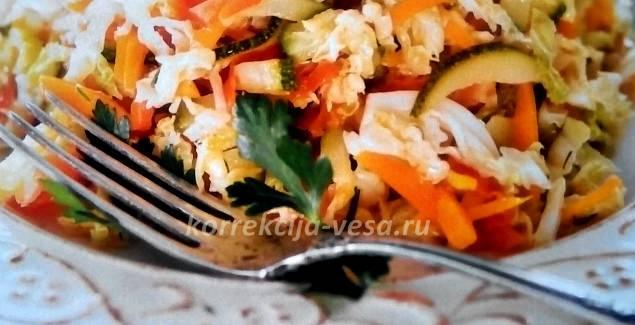 Простые блюда из капусты / Ешь и худей
