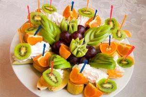 Больше фруктов в новогоднюю ночь
