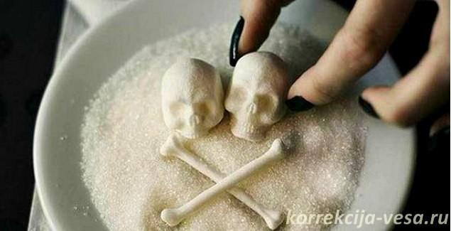 Сахар в организме человека