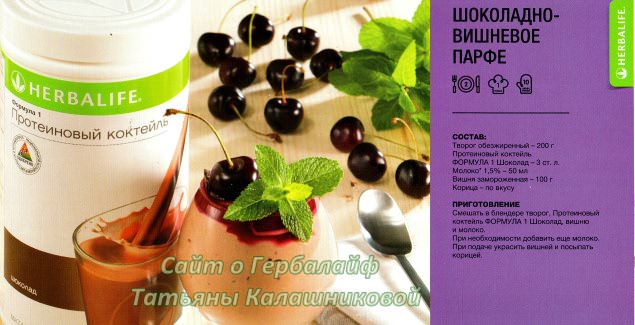 Рецепт здорового питания / Как приготовить низкокалорийный десерт