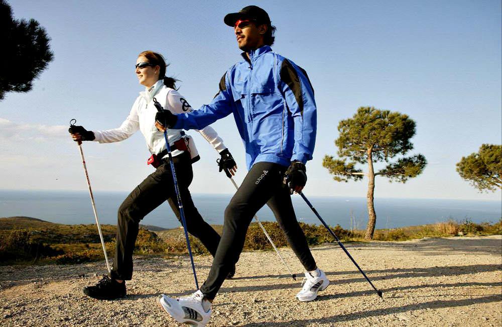 Ходьба для укрепления мышц