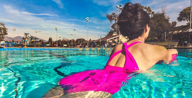 Варианты комфортной физ-нагрузки в летнее время