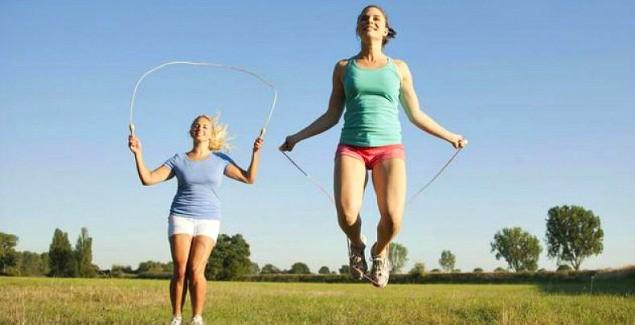 Рекомендации похудения и правила прыжков со скакалкой