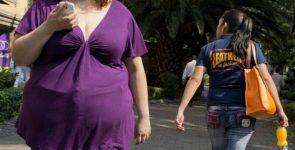 Большой вес как помочь человеку