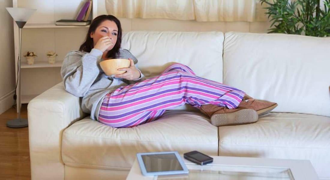 Провести зиму на диване