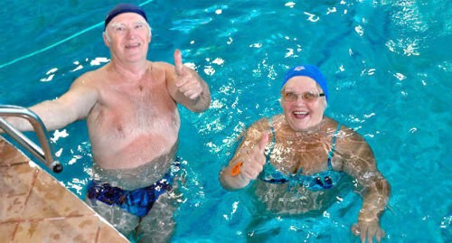 Польза плавания для сердца